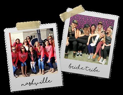 Nashville Party Bride Tribe