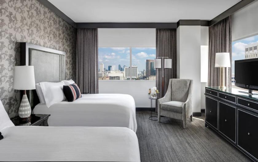 Loews Vanderbilt hotel room