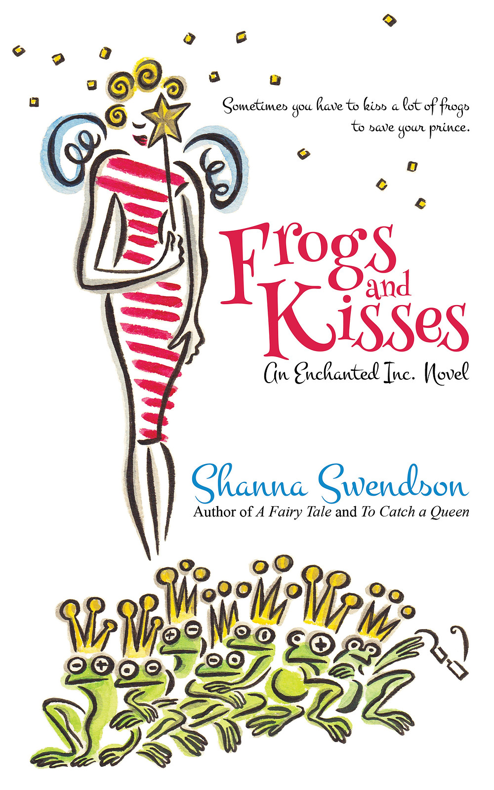 Frogs and Kisses audio book