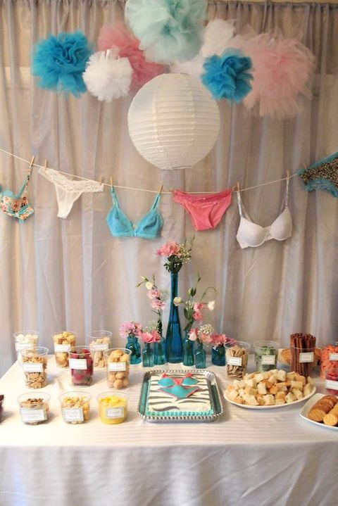 Panty Line & decorations