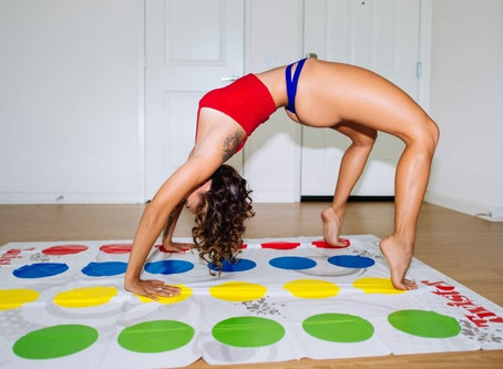Creative Ways To Use Your Flexibility