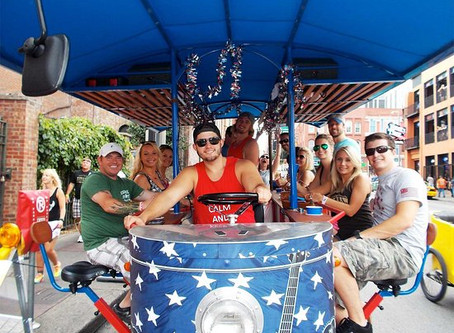 How to WIN at Your Pedal Tavern Experience