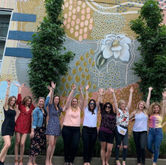 Mural Tour for your Bachelorette Party