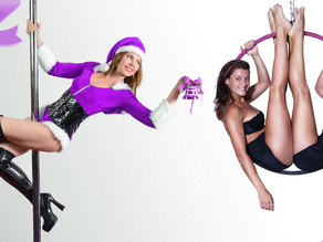 The Best Gifts for the Pole Dancers and Aerialists in Your Life