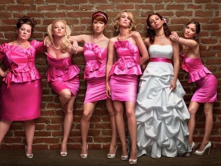 """8 Bridal Parties who NAILED """"Bridesmaids"""" Poses"""