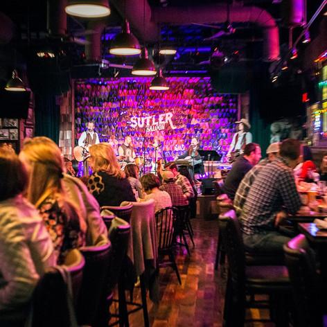 The Sutler Saloon