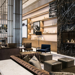 JW Marriott hotel lobby
