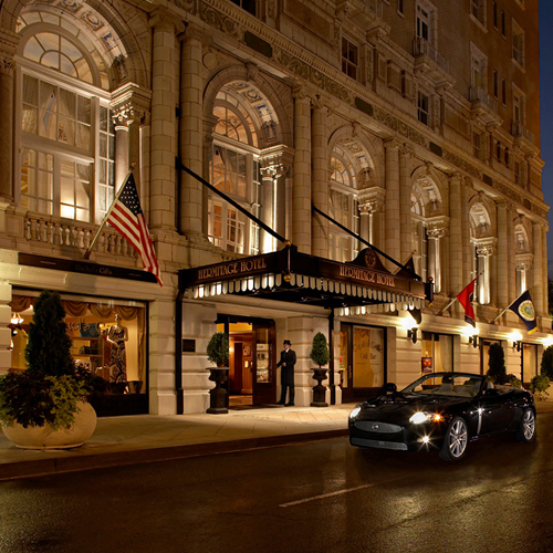 Hermitage Hotel in Nashville