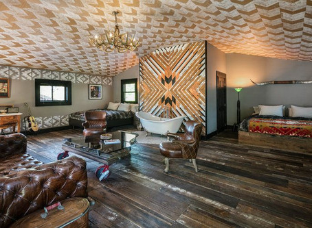 Seven Unique Places to Stay in Nashville in 2020