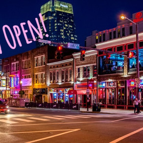 Nashville bars and restaurants now open until midnight