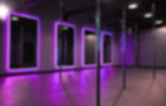 Miss Fit Academy's Pole Dancing Studio.J