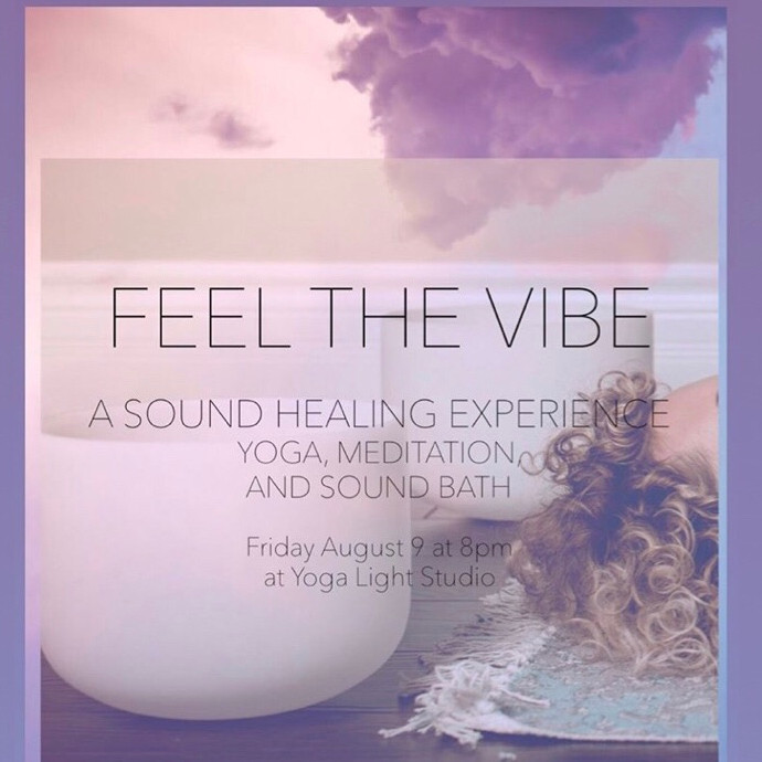 Feel The Vibe: Yoga, Meditation, and Live Music