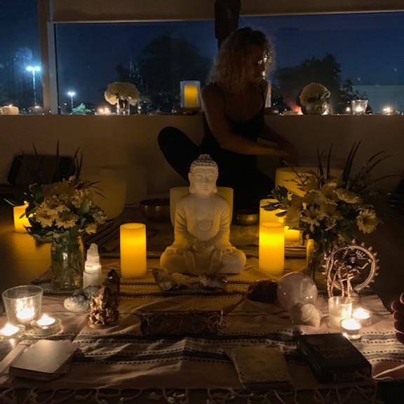 Feel The Vibe @Yogalight Studio Vaughan