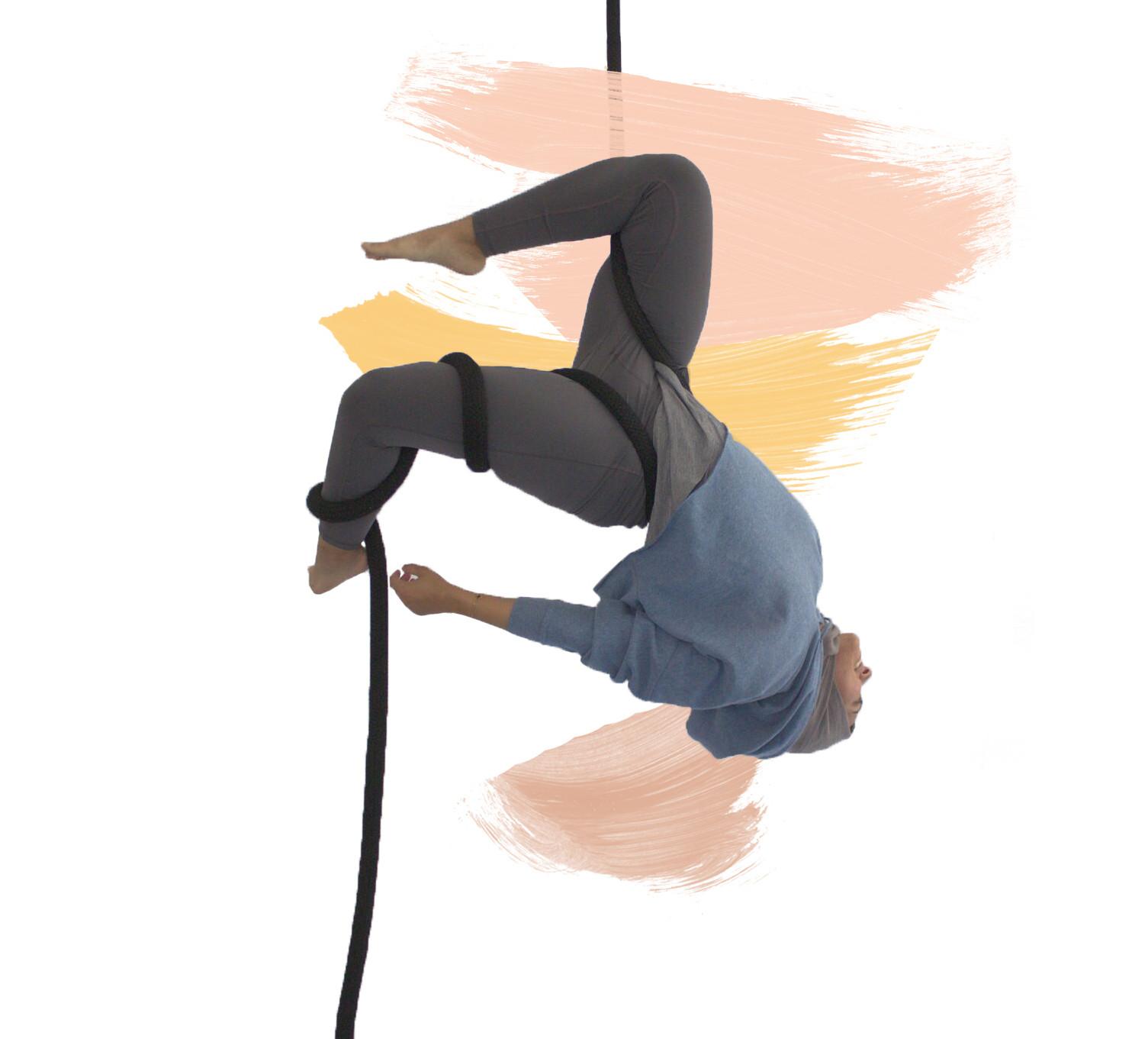 Aerial Rope & Silks (Women)
