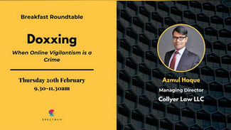 """Managing Director Azmul Haque speaks on the topic: """"Shifting Gears for the Future of Work"""""""