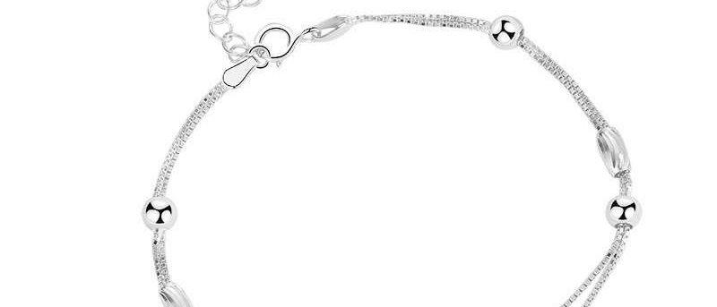 Ball-beaded Bracelet