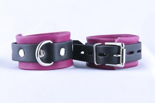 Nicki Cuffs | Aslan Leather