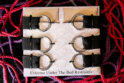 Extreme Under Bed Restraints
