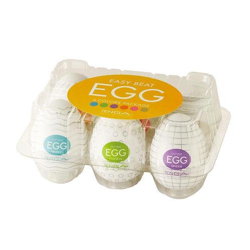 Tenga Textured Egg