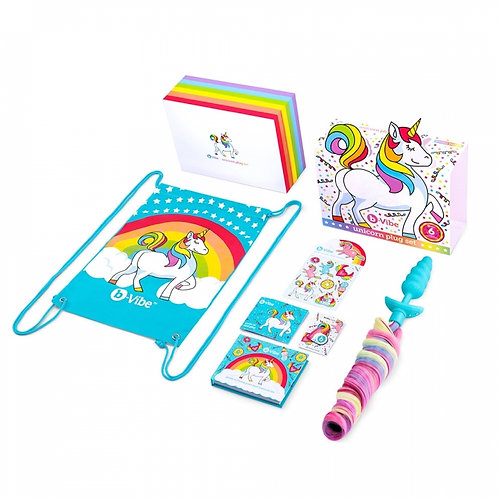Unicorn Plug Set   B-Vibe