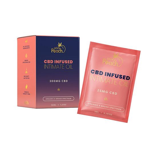 CBD Intimate Oil by Privy Peach