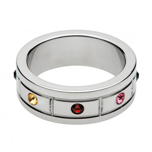 Jeweled C-Ring