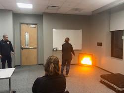 DFD Fire Extinguisher Training