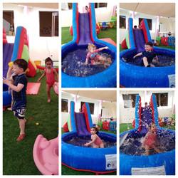 Splash Day Fun!