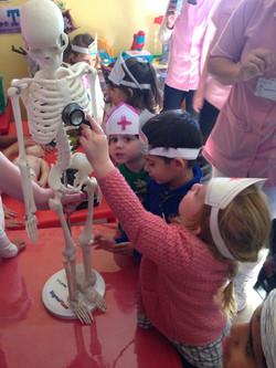 RAK Hospital visits Little Treasures