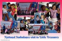Ambulance Visit 2019