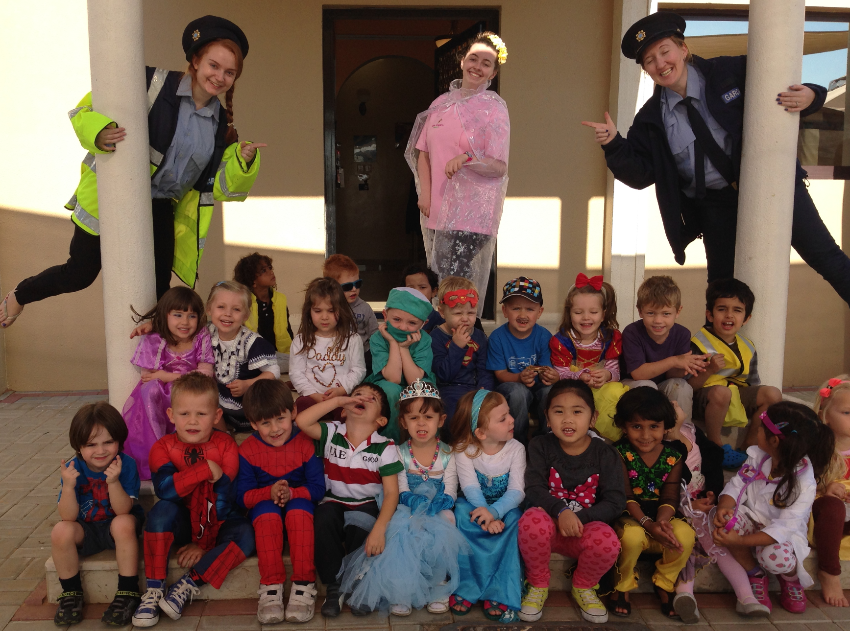Community Helpers Dress Up Day