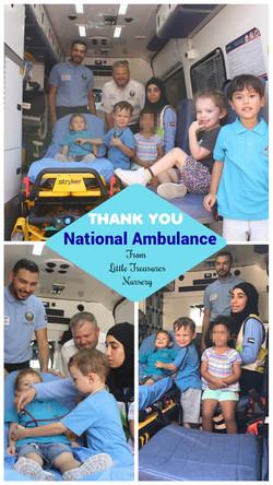 National Ambulance Sept 2019