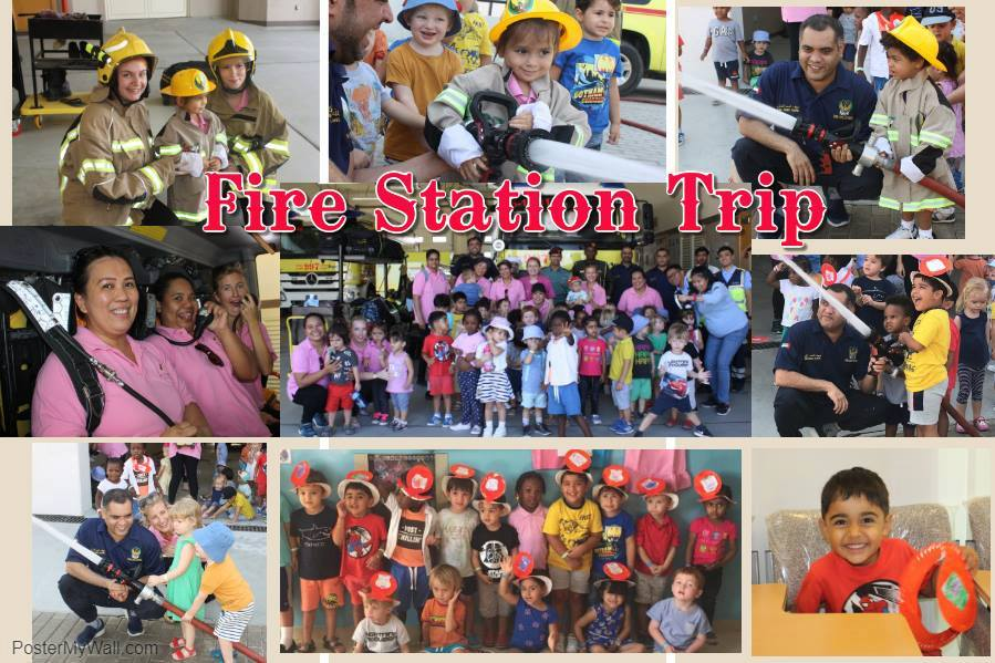 Fire Station Trip 2019