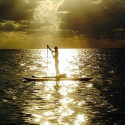 Seven Miles Beach Paddle Board