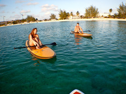 Rent a Paddle Board in GeorgeTown