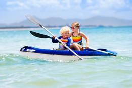 kids kayaks