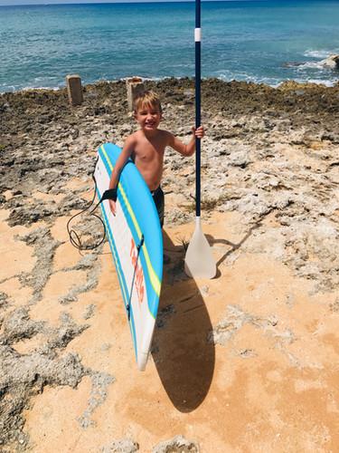 kids paddleboard