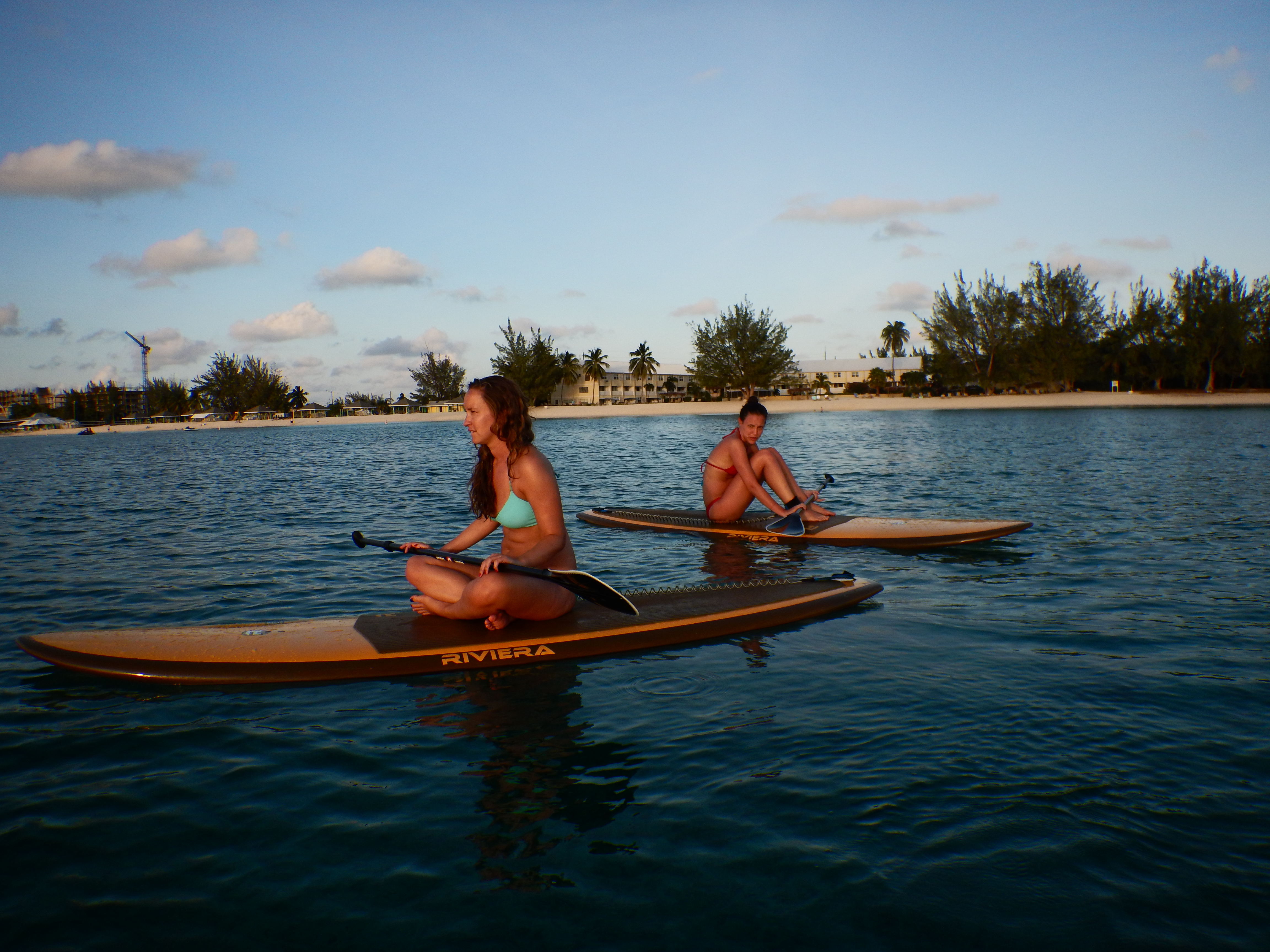 Group Lessons SUP Cayman Islands