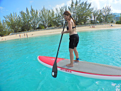 Padddle Board Intro Lessons Cayman