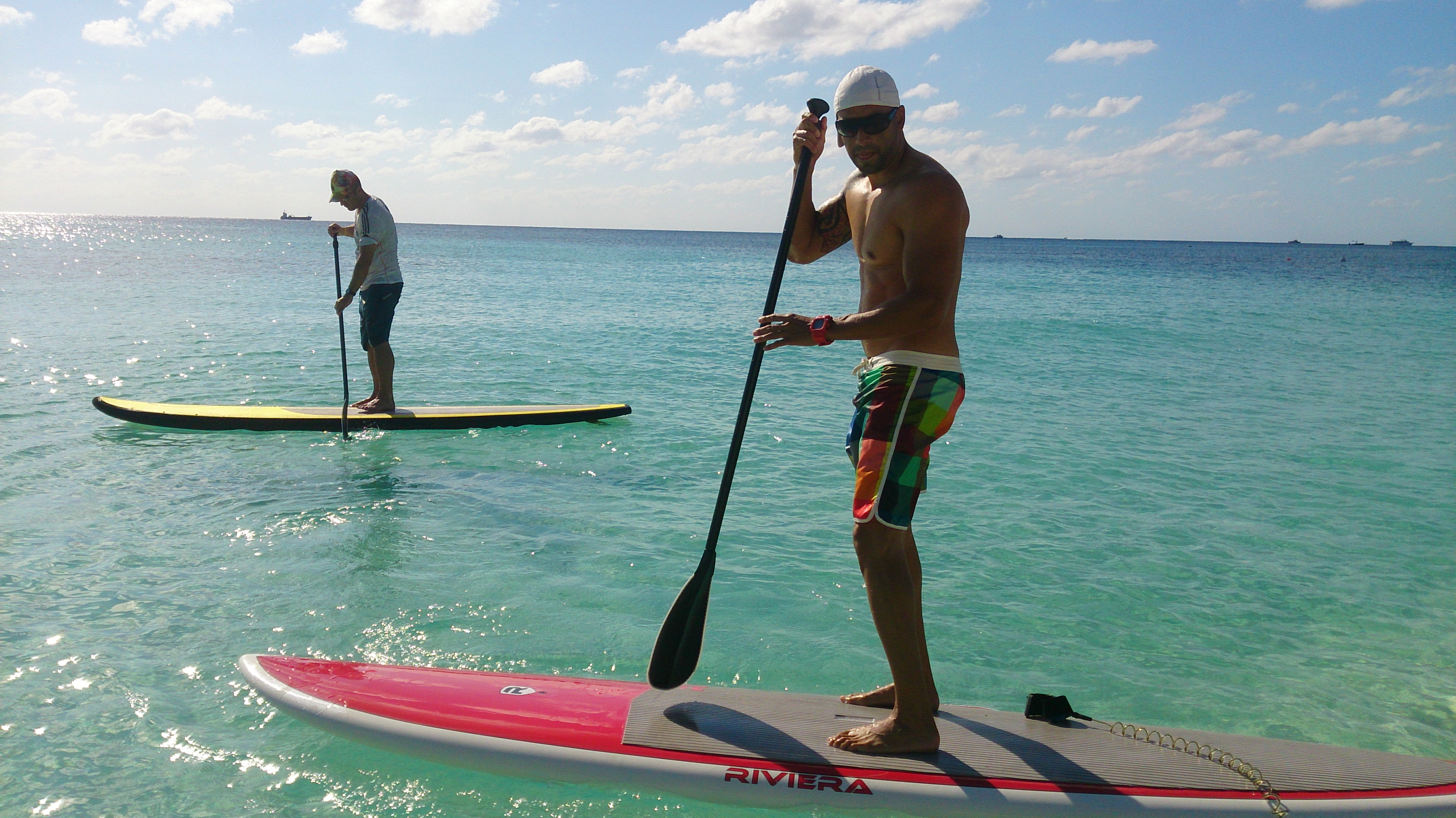 Paddle Board Intro Lessons Cayman Is
