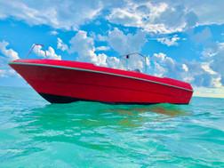 the hasselhoff shuttle boat