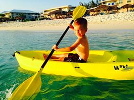 kids kayak