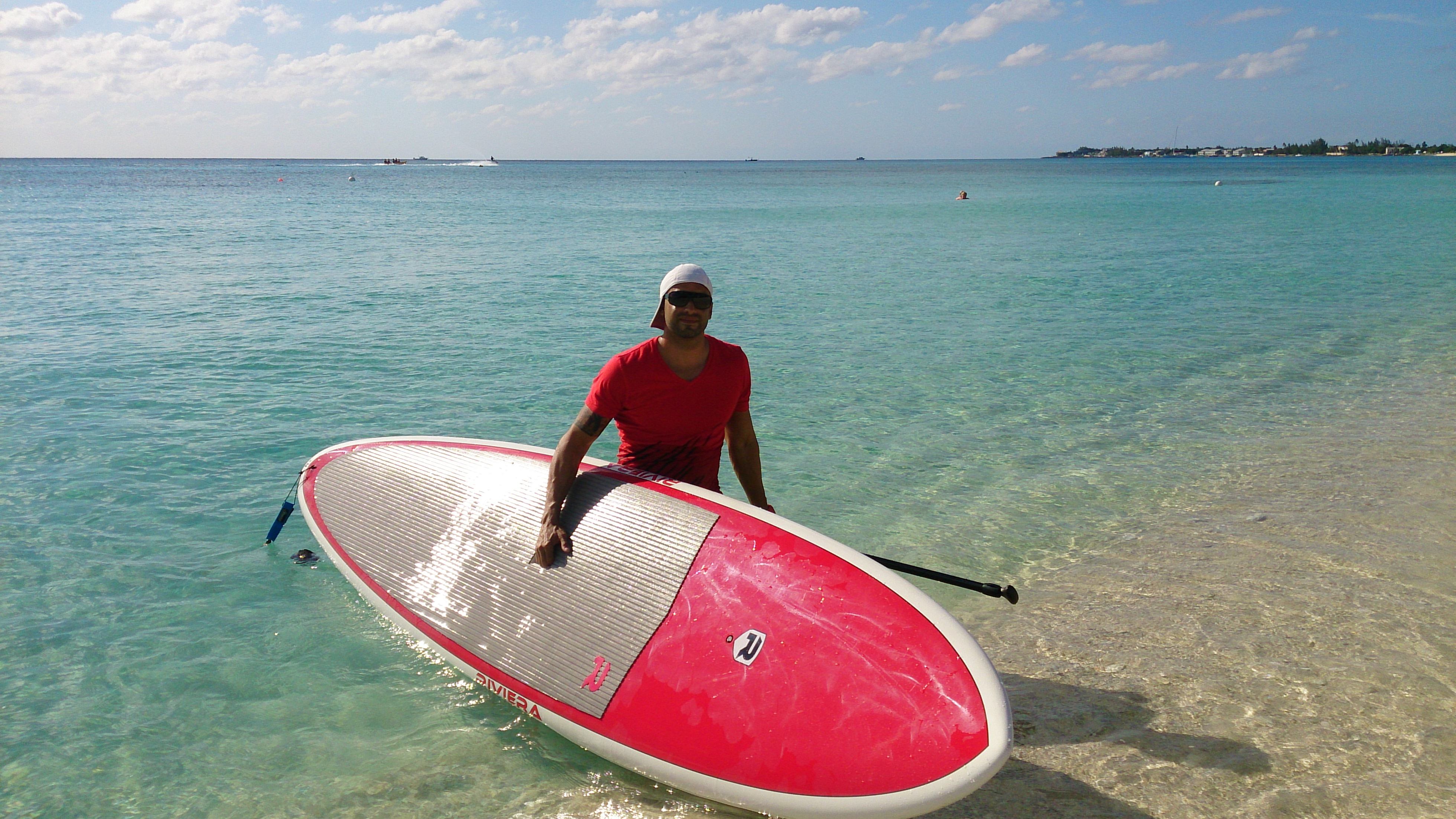Paddle Board Tours Cayman Islands