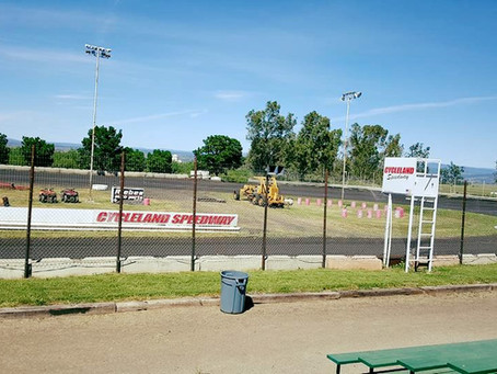 Double Header Race at Cycleland Speedway Coming Up July 7th and 8th