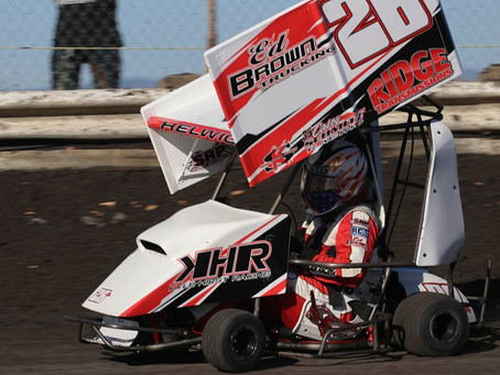 Helwig Continues Winning Ways, Scores 5th Victory Of 2017