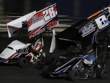Helwig Puts Win Number Eight on the Board in Sportsman Class