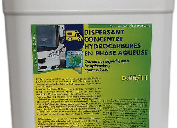 DISPERSANT HYDROCARBURES 5L