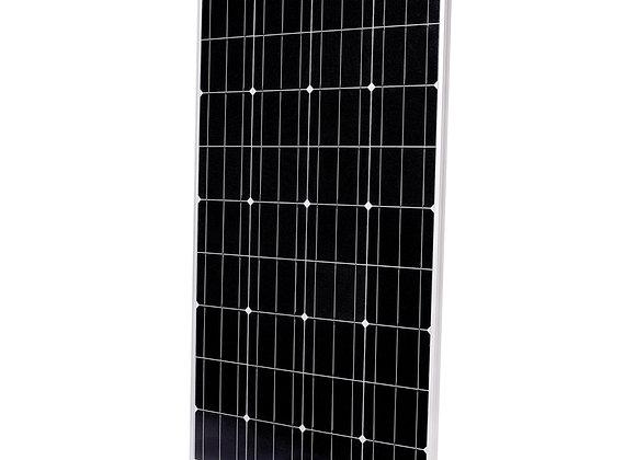 Panneau solaire 120W monocristallin