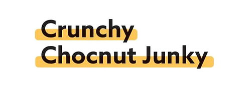 Crunchy Coconut Junky