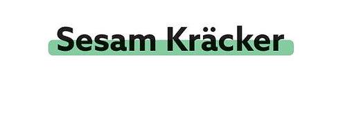 Sesam Kräcker